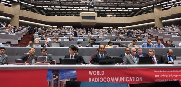 The World Radiocommunication Conference 2015 ณ นครเจนีวา ประเทศสวิตเวอร์แลนด์